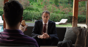 "David Lewison in the HBO series ""Silicon Valley"""